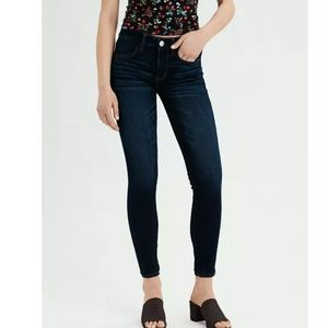American Eagle Outfitters Jeans - American Eagle Super Stretch Skinny Jeggings 4